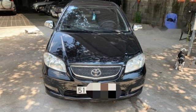 Bán Toyota Vios sản xuất 2006, màu đen số sàn