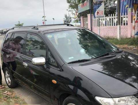 Bán Mazda Premacy AT năm 2005, màu đen xe gia đình, giá tốt
