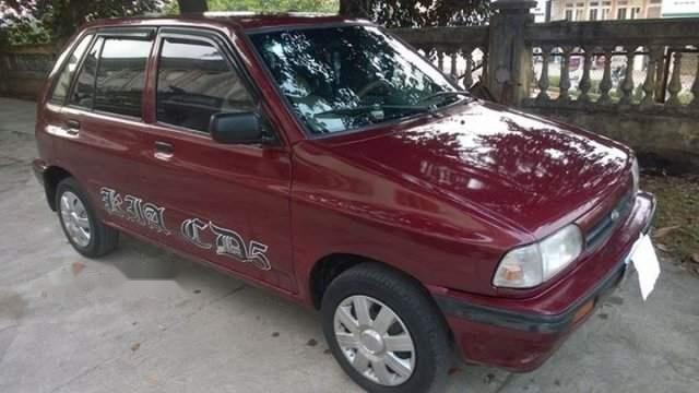 Lên đời bán Kia CD5 đời 2000, màu đỏ, máy êm