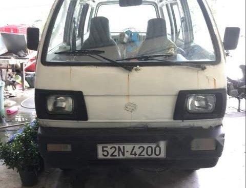Bán Suzuki Blind Van đời 1984, màu trắng, nhập khẩu