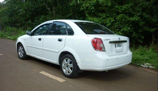 Gia đình bán Daewoo Lacetti MAX 1.8L đời 2014, màu trắng, nhập khẩu
