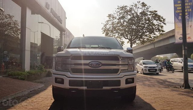 Bán Ford F150 Platinum 2019 mới 100%, giao ngay