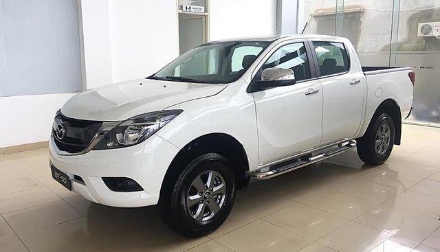 Cần bán xe Mazda BT 50 MT năm 2019, màu trắng, nhập khẩu nguyên chiếc, giá 589tr