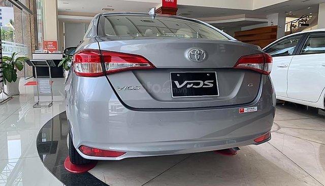 Cần bán xe Toyota Vios 1.5G năm 2019, màu đen