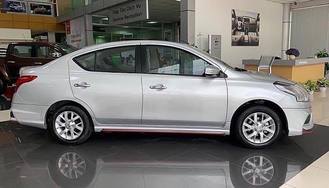 Cần bán Nissan Sunny XT Premium 2019, màu bạc, giá chỉ 465 triệu