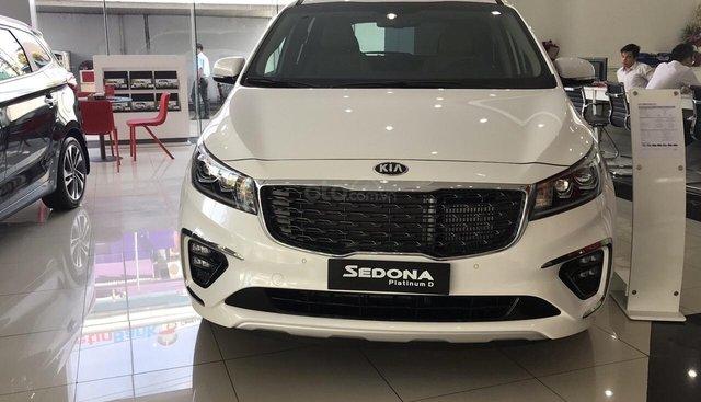 Sedona 2019 giá ưu đãi cho vay lên đến 80% giá trị xe