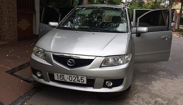 Cần bán Mazda Premacy đời 2005, màu bạc