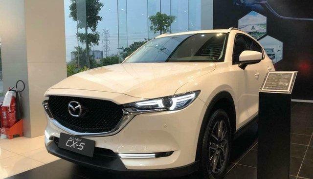 Mazda CX5 gía tốt nhất khu vực Hà Nội - ưu đãi tháng 6/2019
