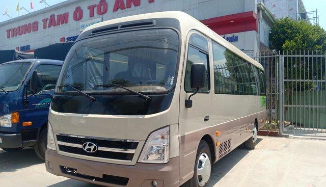 Bán Hyundai County 29 chỗ, mới siêu khuyến mãi nhân dịp khai trương
