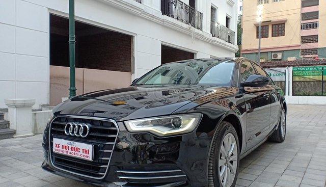 Bán xe Audi A6 2.0T sản xuất 2013, màu đen, nhập khẩu nguyên chiếc