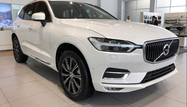 Bán Volvo XC60 2019, màu trắng, nhập khẩu nguyên chiếc