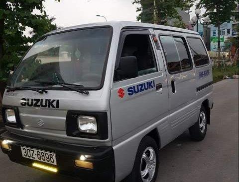 Bán xe Suzuki Super Carry Van năm 1998, màu bạc như mới, giá chỉ 68 triệu
