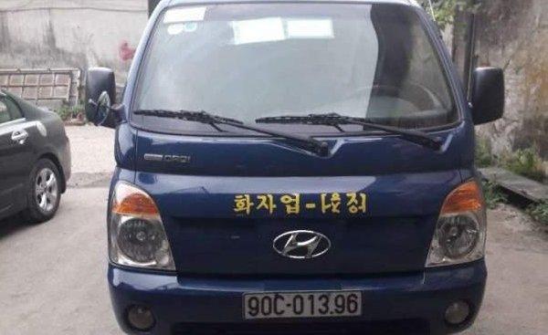 Cần bán xe Hyundai Porter đời 2009, màu xanh lam, nhập khẩu giá cạnh tranh