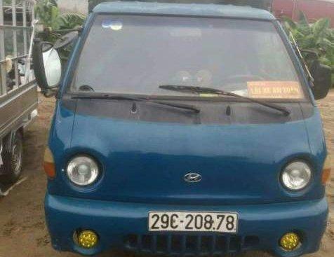Cần bán xe Hyundai Porter đời 1991, màu xanh lam