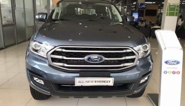 Cần bán Ford Everest đời 2019, màu xám, xe nhập