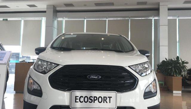 Sở hữu ngay ông vua SUV đường phố Ecosport AT 2019 chỉ với 530tr