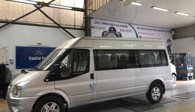 Ford Bắc Giang bán xe Ford Transit đời 2018, trả góp 80%, giao xe tại Bắc Giang. LH: 0988587365