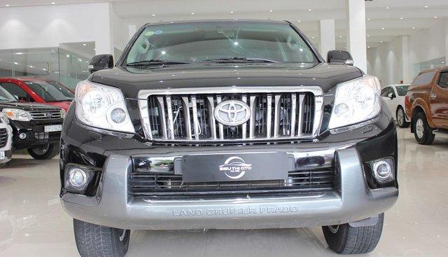 HCM: Land Cruiser Prado AT 2011, màu đen