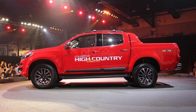 Bán Chevrolet Colorado 2.5L MT 4x2 năm 2018, nhập khẩu