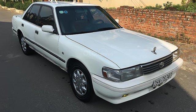 Bán Toyota Cressida GL đời 1992, màu trắng, nhập khẩu