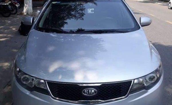 Bán Kia Cerato sản xuất 2009, màu bạc, nhập khẩu số tự động