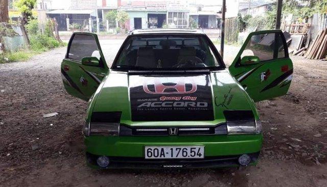Bán xe Honda Accord đời 1989, nhập khẩu, giá chỉ 120 triệu