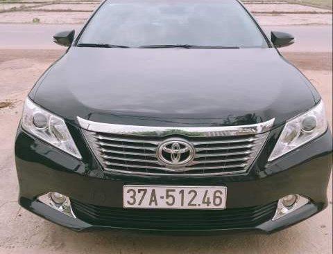 Bán ô tô Toyota Camry năm sản xuất 2013, màu đen, nhập khẩu