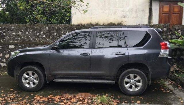 Bán Toyota Prado sản xuất năm 2015, màu xám, nhập khẩu nguyên chiếc số sàn