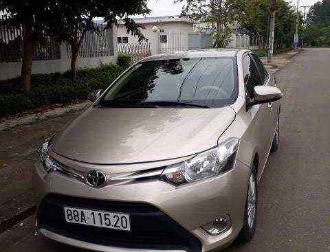 Cần bán xe Toyota Vios 2016, số sàn, giá cạnh tranh