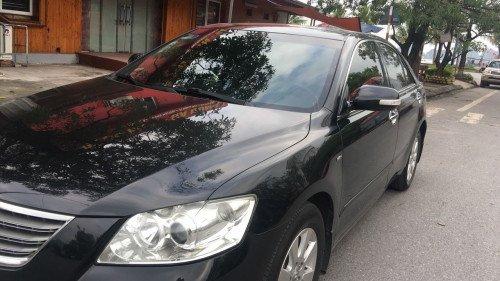 Cần bán gấp Toyota Camry 2.4 AT 2008, màu đen
