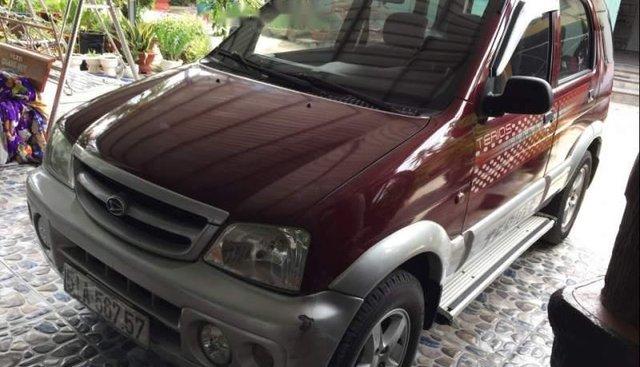 Bán Daihatsu Terios đời 2005, màu đỏ, 200 triệu