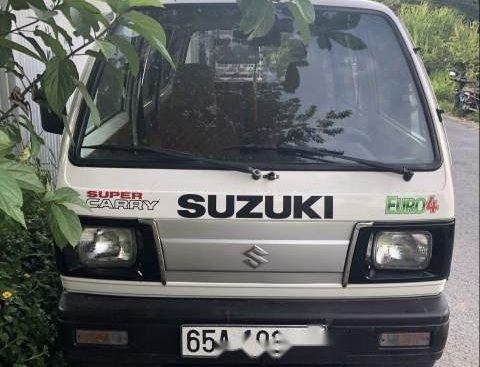 Cần bán lại xe Suzuki Blind Van đời 2001, màu trắng chính chủ