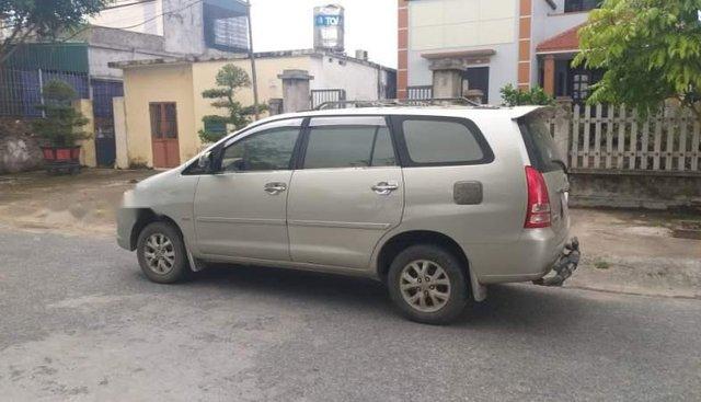 Cần bán lại xe Toyota Innova năm 2008, xe gia đình