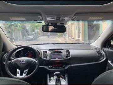 Cần bán lại xe Kia Sportage 2.0AT đời 2010, màu trắng, nhập khẩu còn mới, giá tốt