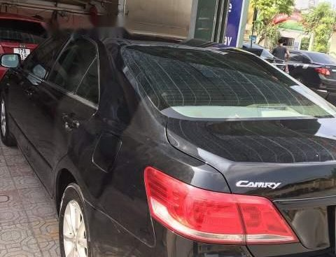 Bán xe Toyota Camry 2010, màu đen xe gia đình