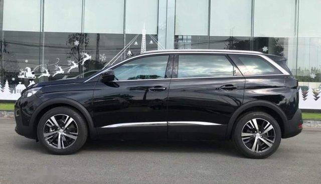 Bán Peugeot 5008 sản xuất 2019, màu đen
