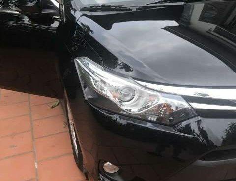 Bán Toyota Vios G 2018, màu đen xe gia đình