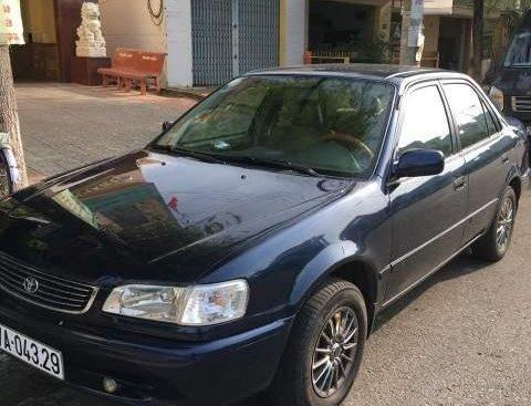 Cần bán xe Toyota Corolla Altis 1.6 GL sản xuất năm 1997, nhập khẩu nguyên chiếc