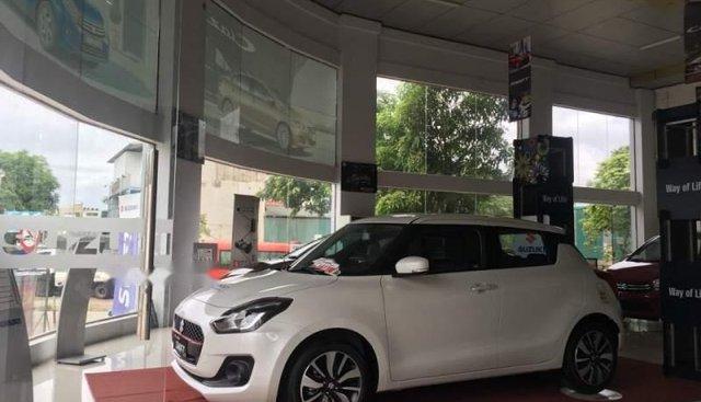 Cần bán Suzuki Celerio 2019, màu trắng, nhập khẩu, giá chỉ 529 triệu