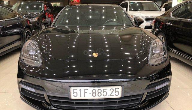 Bán Porsche Panamera 4S đời 2018, màu đen
