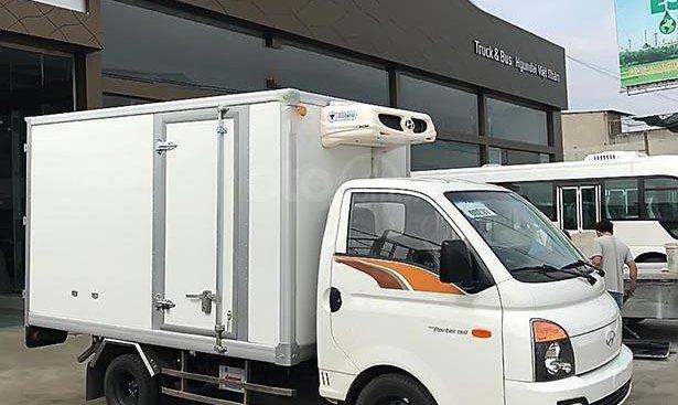 Bán ô tô Hyundai Porter 150 sản xuất năm 2018, màu trắng