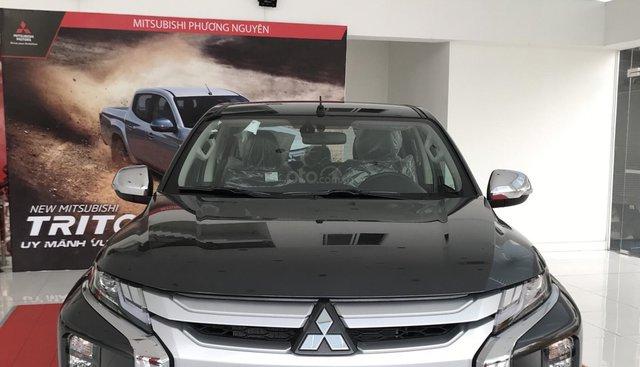 Bán xe Mitsubishi Triton 4x2 AT 2019