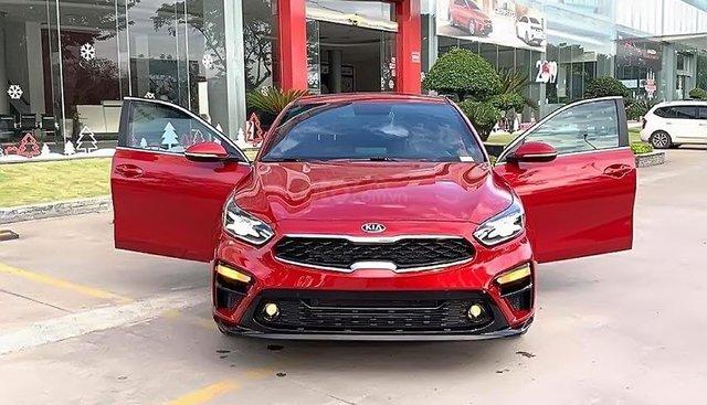 Bán Kia Cerato 2.0 AT Premium sản xuất 2018, màu đỏ, giá chỉ 675 triệu