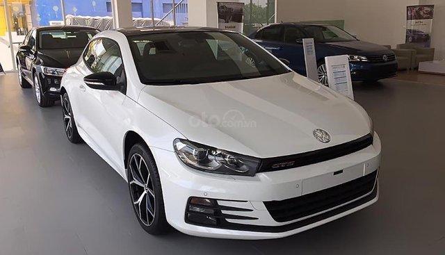 Bán Volkswagen Scirocco GTS sản xuất 2017, màu trắng, xe nhập