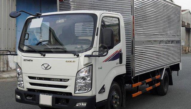 Bán xe tải Đô Thành IZ65 3T5 tấn thùng kín dài 4m3