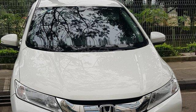 Bán Honda City 1.5 AT màu trắng (phom 2015), chính chủ