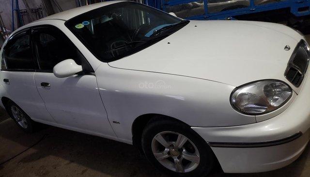 Bán ô tô Daewoo Lanos đời 2005, màu trắng, xe nhập
