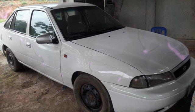 Bán Daewoo Cielo đời 1996, màu trắng, giá chỉ 28 triệu
