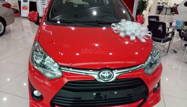 Bán Toyota Wigo 2019, liên hệ 0982772326 để nhận giá tốt nhất