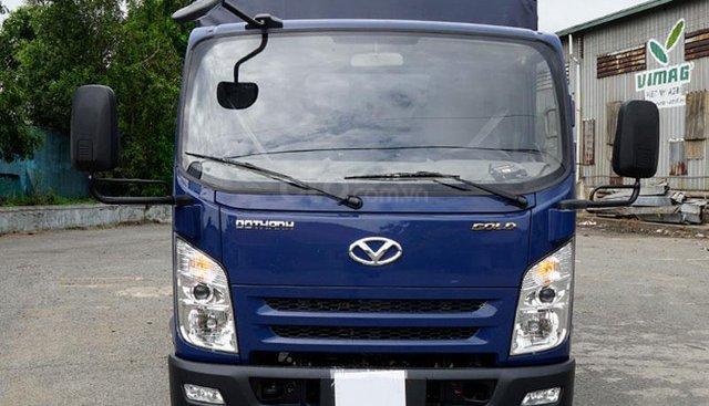 Bán xe tải Đô Thành IZ65 2,2 tấn thùng bạt dài 4m3